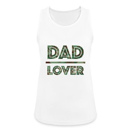 DAD LOVER - Andningsaktiv tanktopp dam