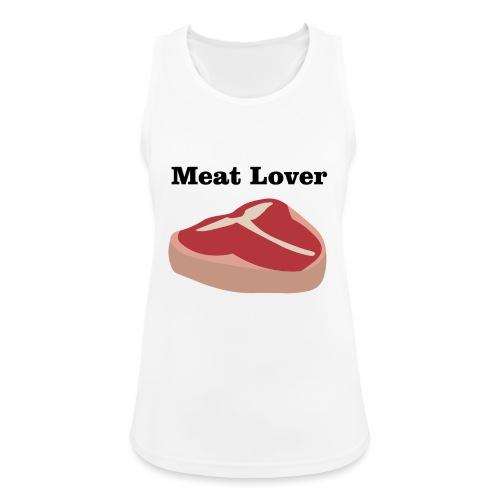 Fleischliebhaber - Frauen Tank Top atmungsaktiv