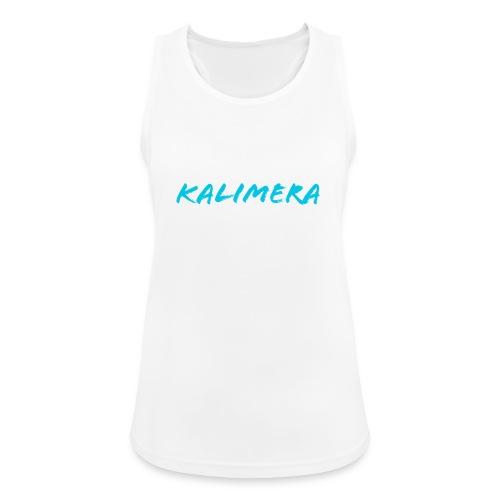 Kalimera Griechenland - Frauen Tank Top atmungsaktiv