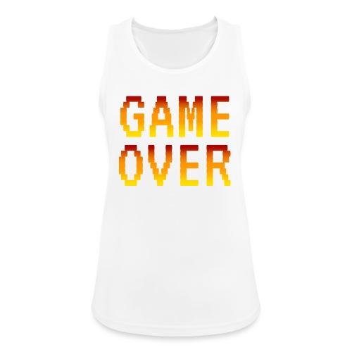 Game Over - Top da donna traspirante