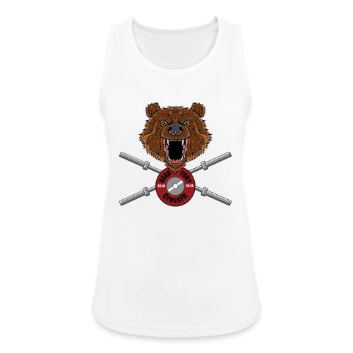 Bear Fury Crossfit - Débardeur respirant Femme