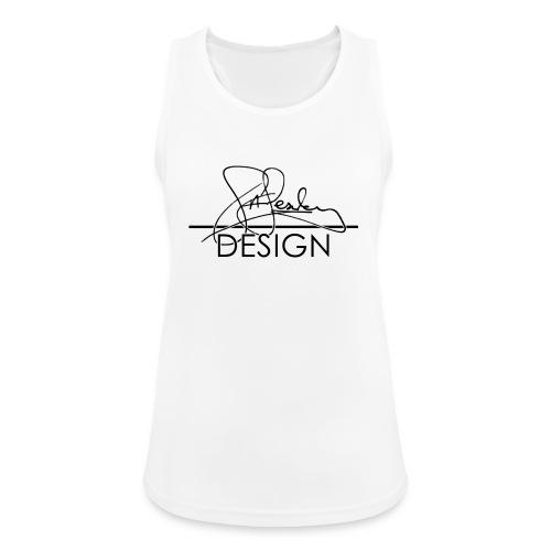 sasealey design logo png - Women's Breathable Tank Top