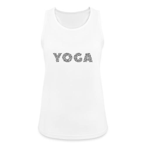 Yoga, yogi, meditation, om, chakra, yoga love - Women's Breathable Tank Top
