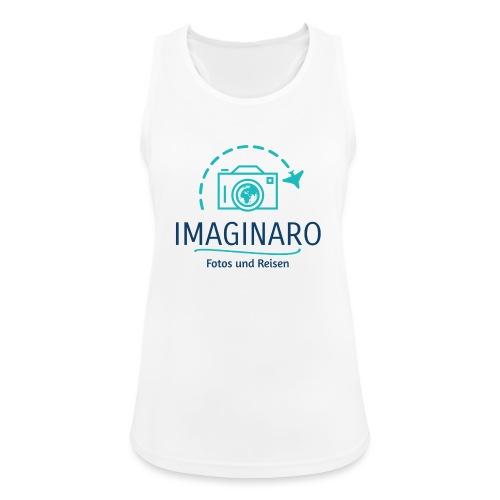 IMAGINARO | Fotos und Reisen - Frauen Tank Top atmungsaktiv