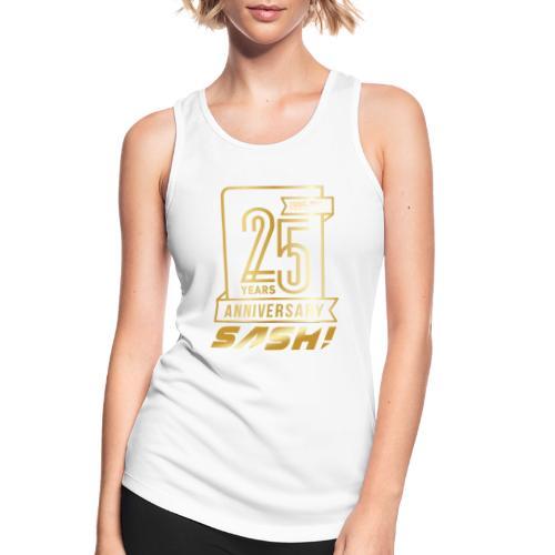 SASH! 25 Years Annyversary - Women's Breathable Tank Top