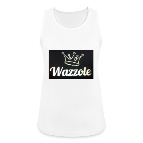 Wazzole crown range - Women's Breathable Tank Top