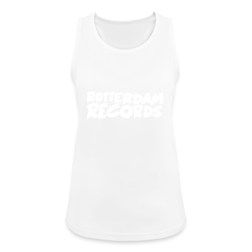 Rotterdam Records - Women's Breathable Tank Top