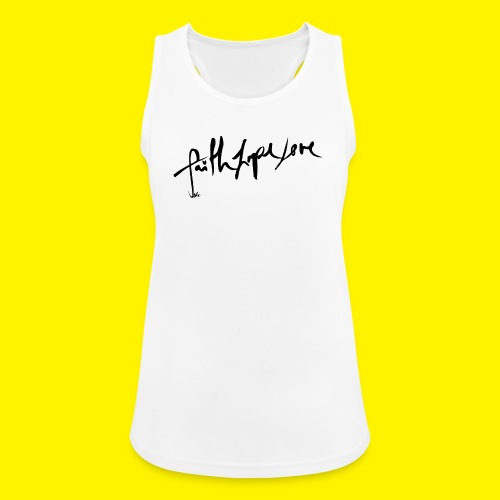 Faith Hope Love - Women's Breathable Tank Top
