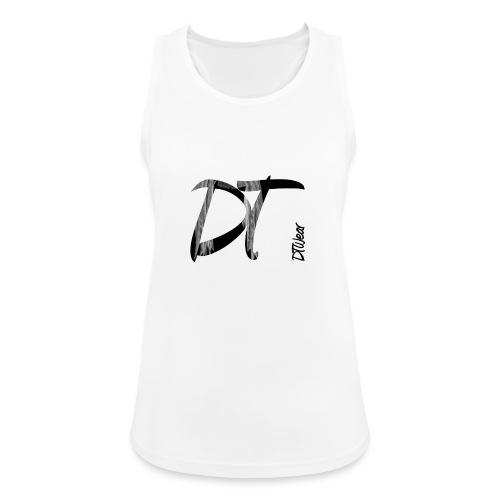DTWear Limited Small Logo - Vrouwen tanktop ademend actief
