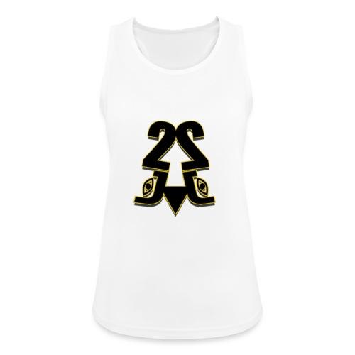 2J logo - Dame tanktop åndbar