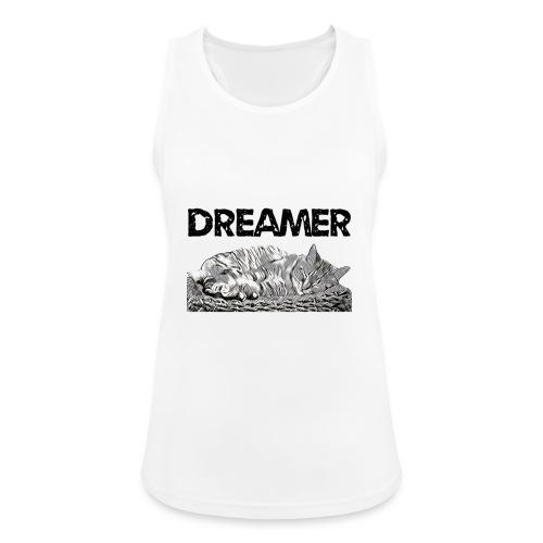 Dreamer - Top da donna traspirante