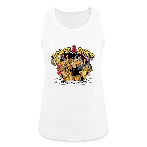 Roast a Piece Streetwear - Frauen Tank Top atmungsaktiv