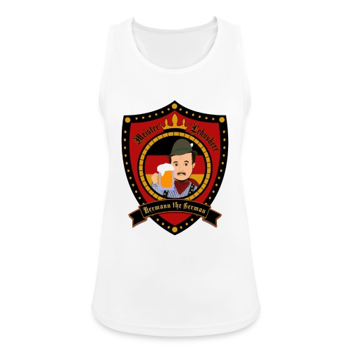 Hermann the German - Women's Breathable Tank Top
