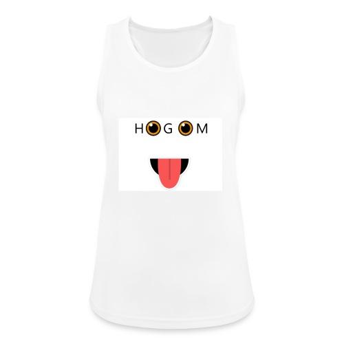 HetGameMisterie Logo - Vrouwen tanktop ademend