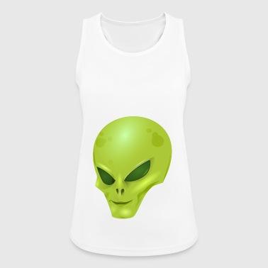 scifi alien Alien - Débardeur respirant Femme
