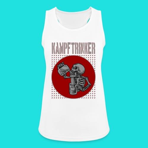 Kampftrinker - Frauen Tank Top atmungsaktiv