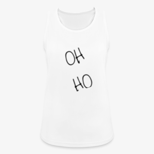 OH HO - Women's Breathable Tank Top