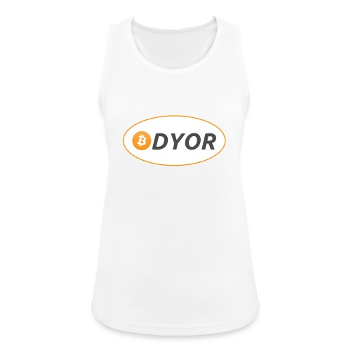 DYOR - option 2 - Women's Breathable Tank Top