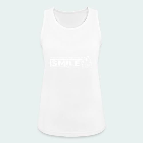 Offizielles SMILE-Shirt 2018 - Frauen Tank Top atmungsaktiv