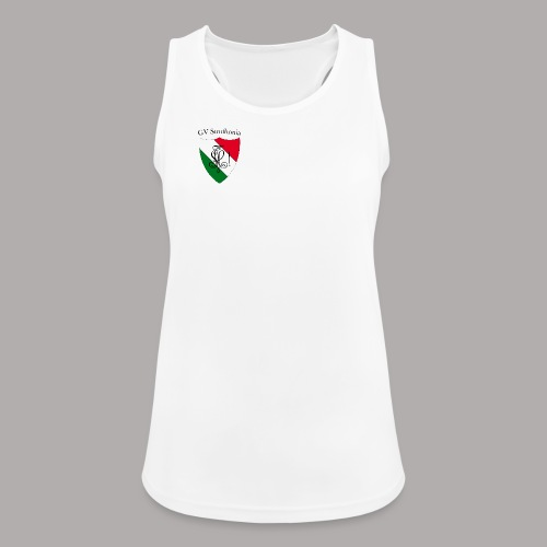Wappen Struthonia (vorne) - Frauen Tank Top atmungsaktiv