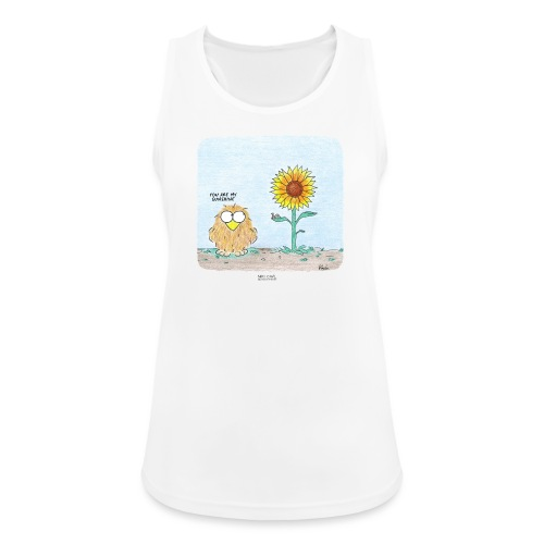 You are my sunshine - Women's Breathable Tank Top