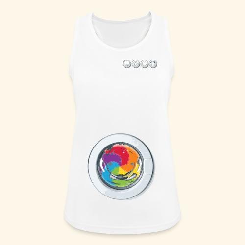Rainbow Laundry-Unisex - Women's Breathable Tank Top