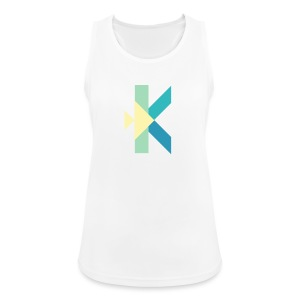 Konstantin T Music Merch - Frauen Tank Top atmungsaktiv