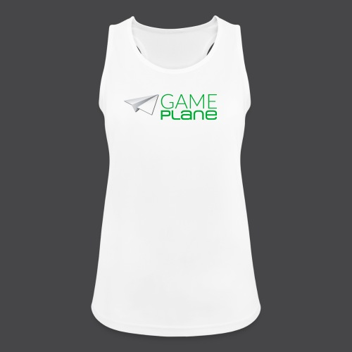 Gameplane Logo mit Lato gro png - Frauen Tank Top atmungsaktiv