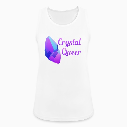 Crystal Queer - Women's Breathable Tank Top
