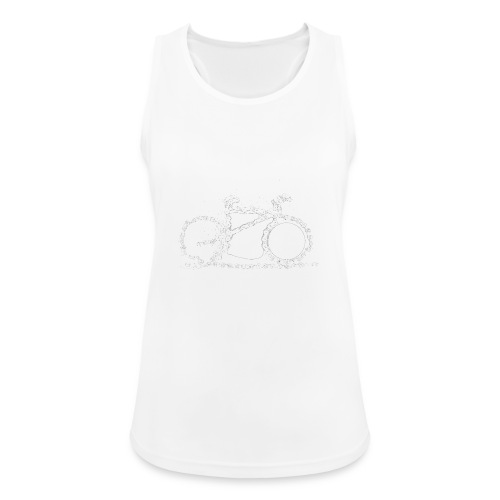 bike3_large - Women's Breathable Tank Top