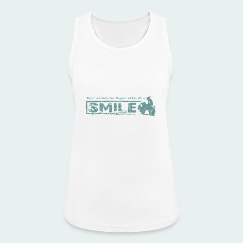 SMILE-Shirt 2018 - Frauen Tank Top atmungsaktiv