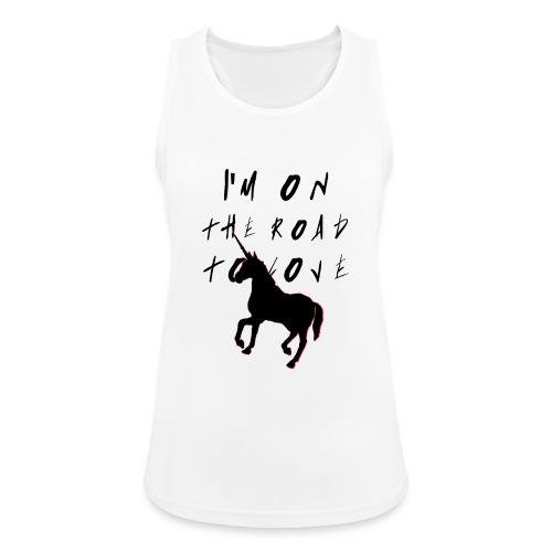 HIGHWAY UNICORN mujer - Camiseta de tirantes transpirable mujer