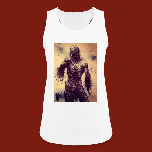 Zombie - Women's Breathable Tank Top