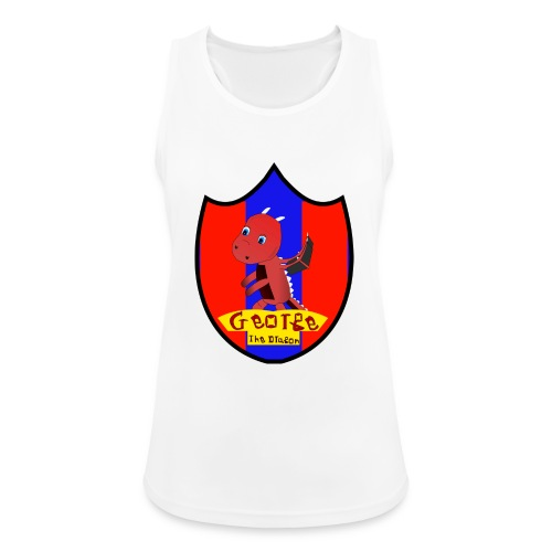 George The Dragon - Women's Breathable Tank Top