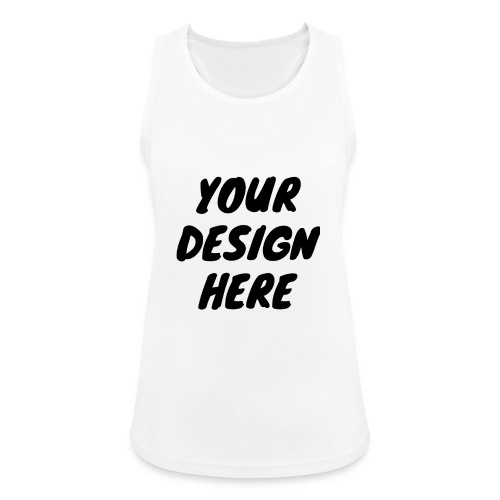 print file front 9 - Women's Breathable Tank Top
