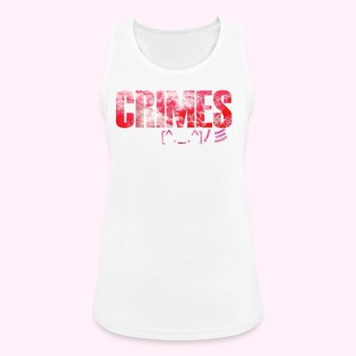 crimes - Dame tanktop åndbar