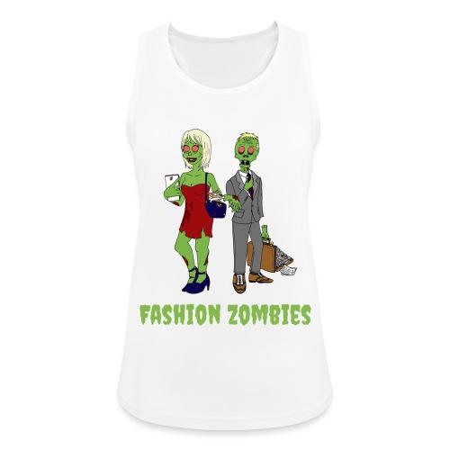 Fashion Zombie - Women's Breathable Tank Top