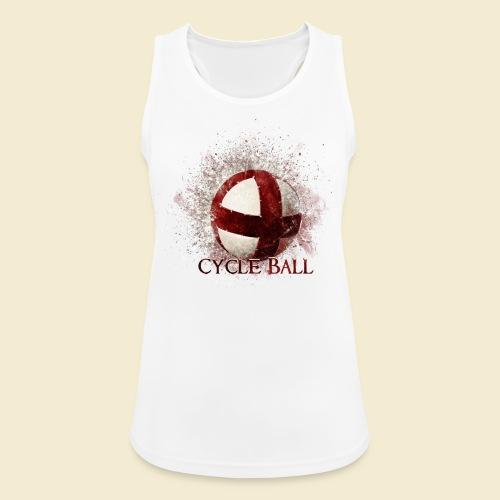 Radball | Cycle Ball - Frauen Tank Top atmungsaktiv