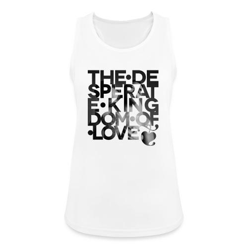 Desperate Kingdom of Love - Women's Breathable Tank Top