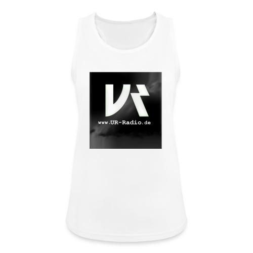 logo spreadshirt - Frauen Tank Top atmungsaktiv