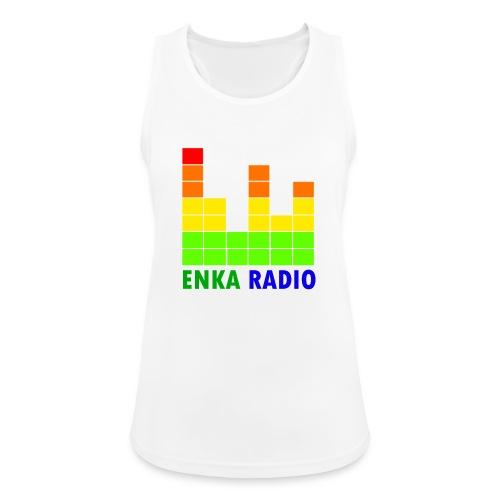 Enka radio - Débardeur respirant Femme
