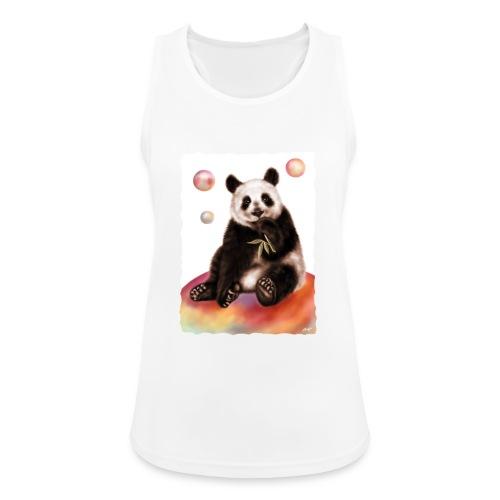 Panda World - Top da donna traspirante