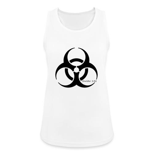 Biohazard - Shelter 142 - Frauen Tank Top atmungsaktiv