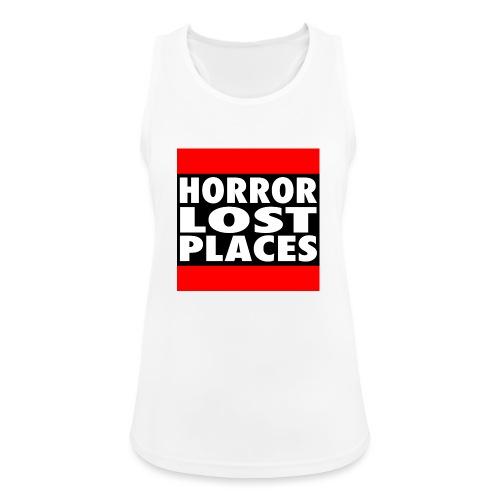 Horror Lost Places - Frauen Tank Top atmungsaktiv