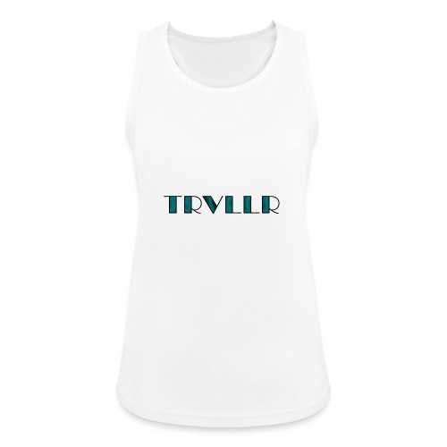 TRVLLR - Frauen Tank Top atmungsaktiv