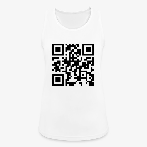QR Code - Women's Breathable Tank Top