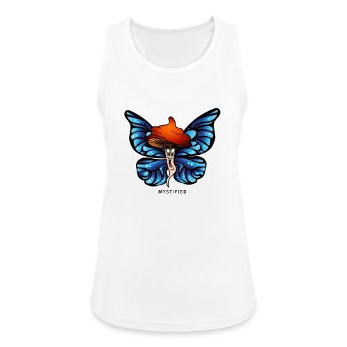 Mystified Butterfly - Vrouwen tanktop ademend actief