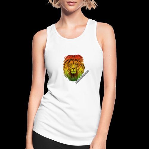 LION HEAD - UNDERGROUNDSOUNDSYSTEM - Frauen Tank Top atmungsaktiv