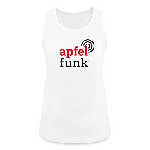 Apfelfunk Edition - Frauen Tank Top atmungsaktiv