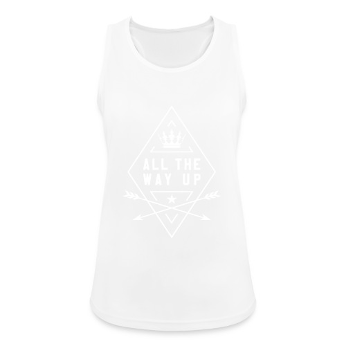 atwu_white - Women's Breathable Tank Top